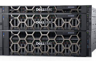 Dell EMC anuncia seis novos servidores PowerEdge 14G